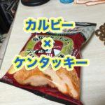 【カルビーポテトチップス】×【ケンタッキー】