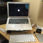 自宅のデスクトップ環境を替えてから・・・