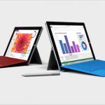 【Microsoft】『Surface3』ついに展示が始まる!!