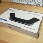 【EC Technology】コスパ最高!携帯性抜群のBluetoothコンパクトキーボード!!