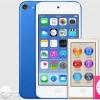 【Apple】『iPod nano・shuffle・touch』に新色追加か!?