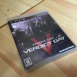 【ゲーム】今さらながら『ACVD』を購入してみました・・・
