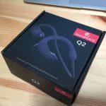 【ガジェット】『SoundPEATS』から『Bluetooth スポーツヘッドセット 防汗 Q2』がキター!!