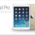 【Apple】『iPad Pro』Cellularモデル各社で11月14日に発売!!