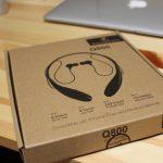 【ガジェット】『SoundPEATS』から『ワイヤレスヘッドセットbluetooth ヘッドホン ハンズフリーヘッドセット Q800 』がキターー!!