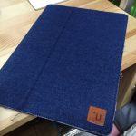 【iPadPro9.7インチ】「iPad Pro9.7インチモデル」用にデニム柄のケースを購入したぞ!!