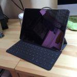 【iPadPro9.7インチ】「9.7インチiPad Pro用Smart Keyboard」が来て一週間がたったぞい!!