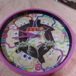 【レビュー】「おそ松さん」壁がけ時計がきたー!!