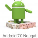 最新の「Android7.0 Nougat」代表的な新機能をみていこう!!