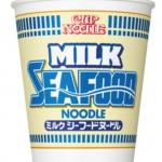 本日発売!「ミルクシーフードヌードル」!!
