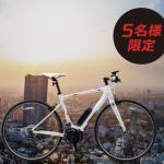 YAMAHAの電動アシスト付きクロスバイク「YPJ-C」の通勤モニター募集をしているぞ!!