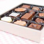 この歳になってもやはりバレンタインチョコを貰うと嬉しいものだ!