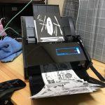 「ScanSnap iX500」はやはり便利!漫画を自炊してやったぞ!!
