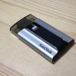 iPhone用のフラッシュメモリ「iXpand」を使ってみて思ったこと!!