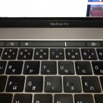 YouTubeを見るときこそMacBook Pro (2016)Touchbar搭載モデルが猛威を振るう!!