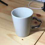 カフェオレからコーヒーに切り替えたら腹痛を起こす件!