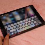 「iPad Pro9.7インチ」キーボードの不具合が「iOS 10.3.2」で改善したようだ!
