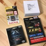EOS 80Dのアクセサリーを最低限購入してみた!!