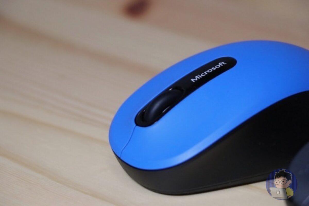 Microsoft Mouse 3500/3600を比較