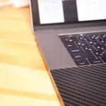 MacBookPro15インチのディスプレイにガラスフィルムを貼るか悩む