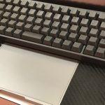 「HHKB BT」を使わなくてもMacBookPro 15インチ(2016)のキーボードでも十分な件!