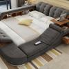 こんなベッドが欲しかった!「人間を完全にダメにする多機能ベッド」!!