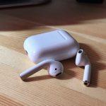 iOS11になると「Air Pods」からの操作が複数選べるようになってる!?