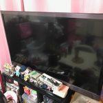 テレビが全然動かない・・・テレビってそんなに見ないけど無ければ無いで困るってお話!