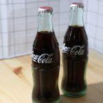 コーラでも「瓶コーラ」だとなんだか美味しく感じちゃうんだよな〜
