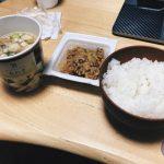 出張先での納豆ご飯がえらいうまいと感じた瞬間!