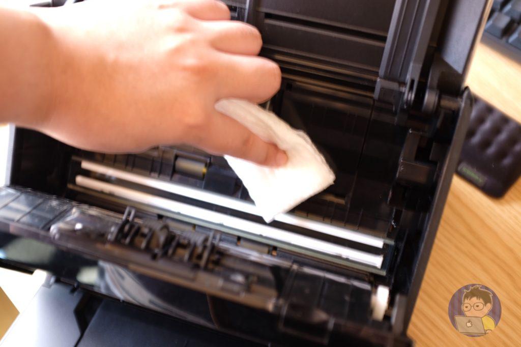 長年使用のScanSnap iX500が汚れてきたので掃除をしました