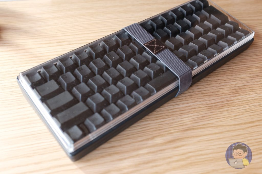HHKBの持ち運びはキーボードルーフとの組み合わせが最強かも!