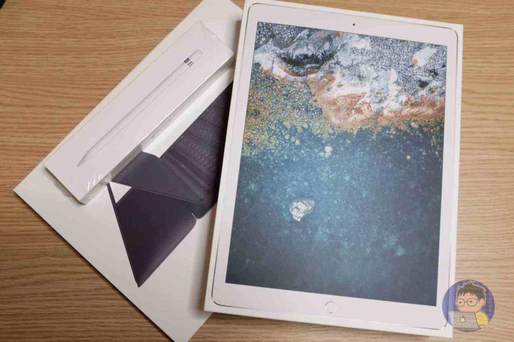 12.9インチiPad Proを下取りに出す前のこだわりの下準備!