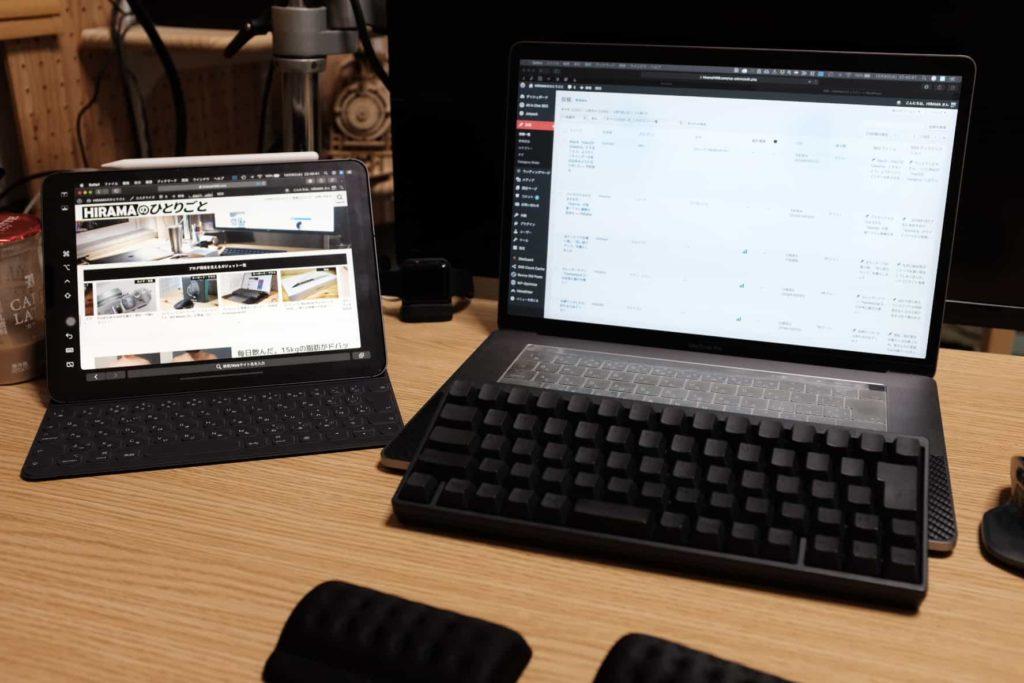 iPadをMacの2台目のディスプレイとして使う「Sidecar」を使ってみた感想