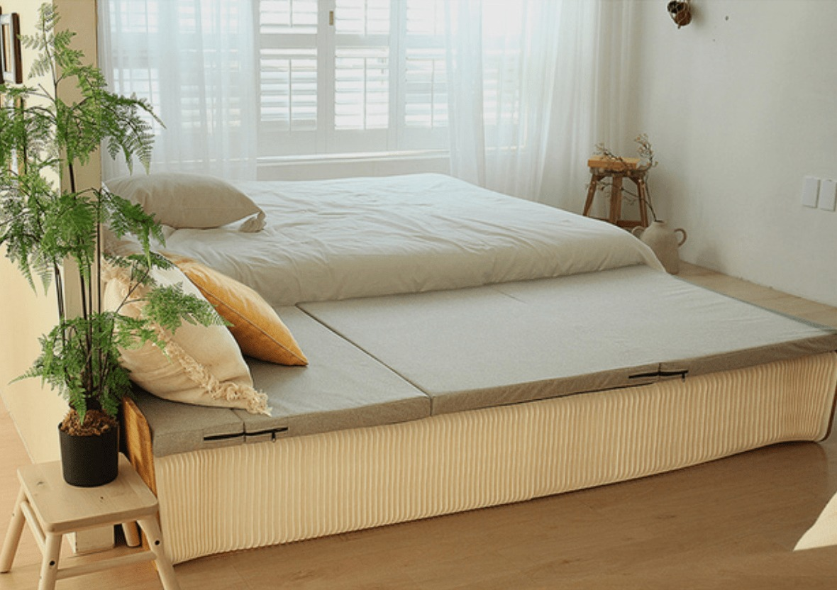 ペーパーベッド