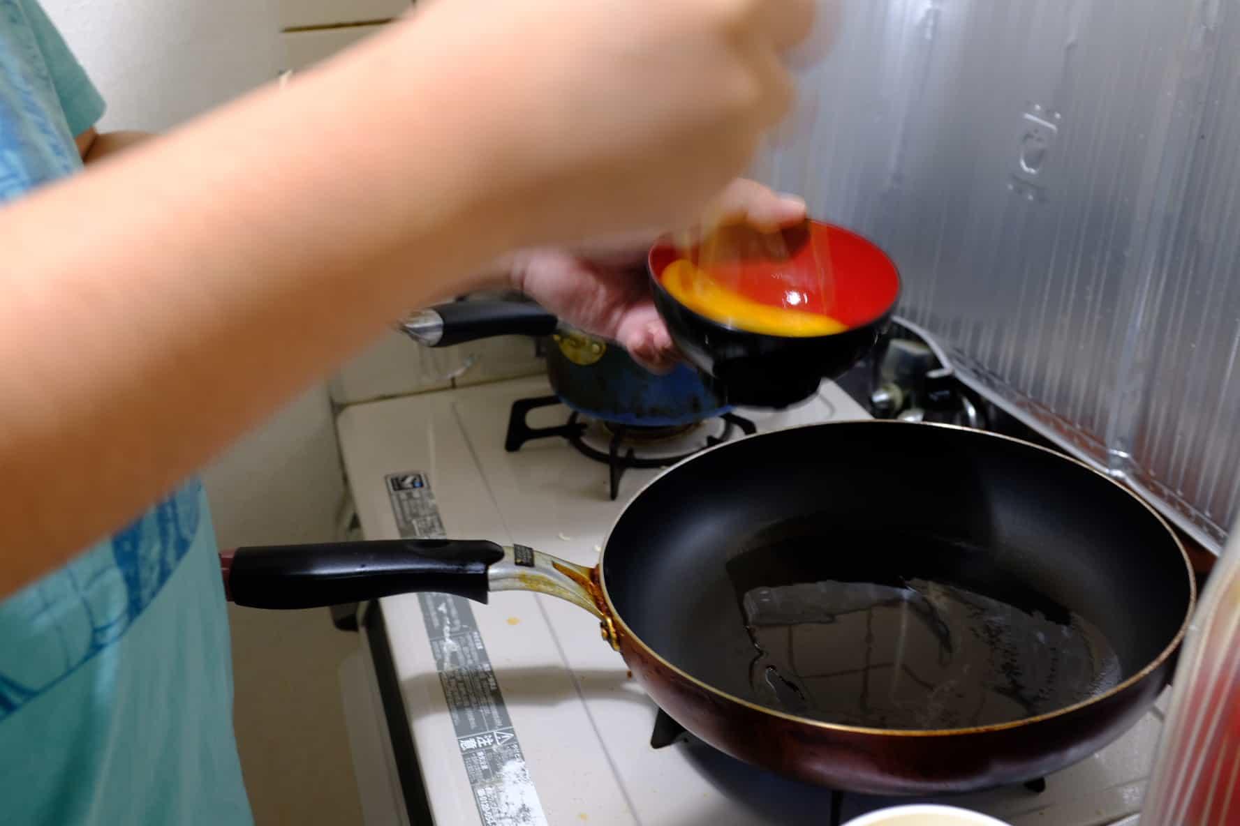 カップヌードル炒飯