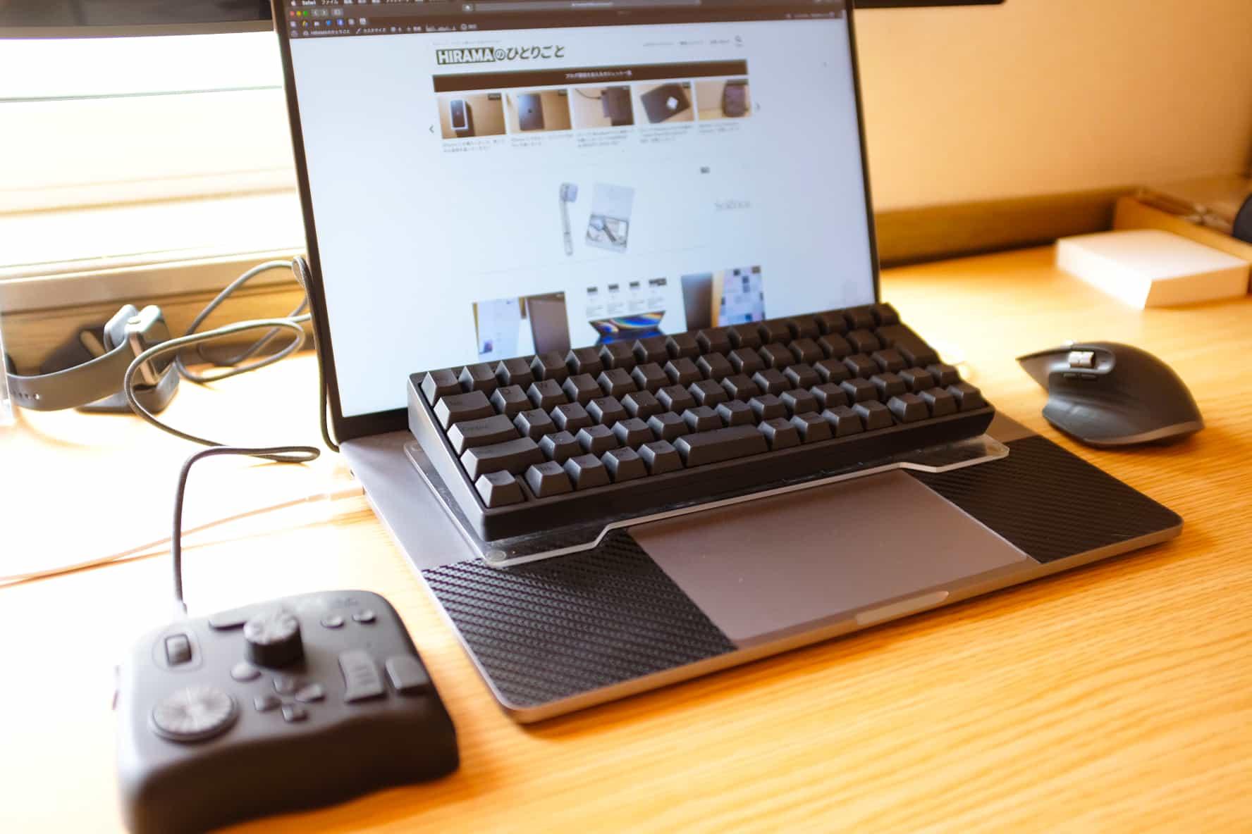 16インチ MacBook Pro.安心感