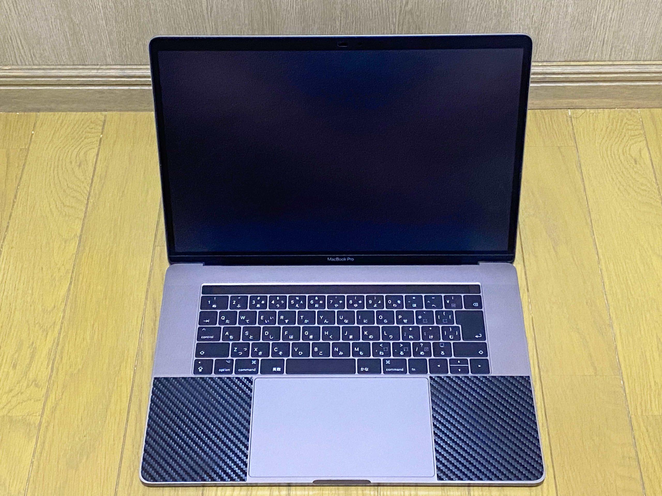15インチ MacBook Pro(2016)を売りました。どこで売るといいのか!?