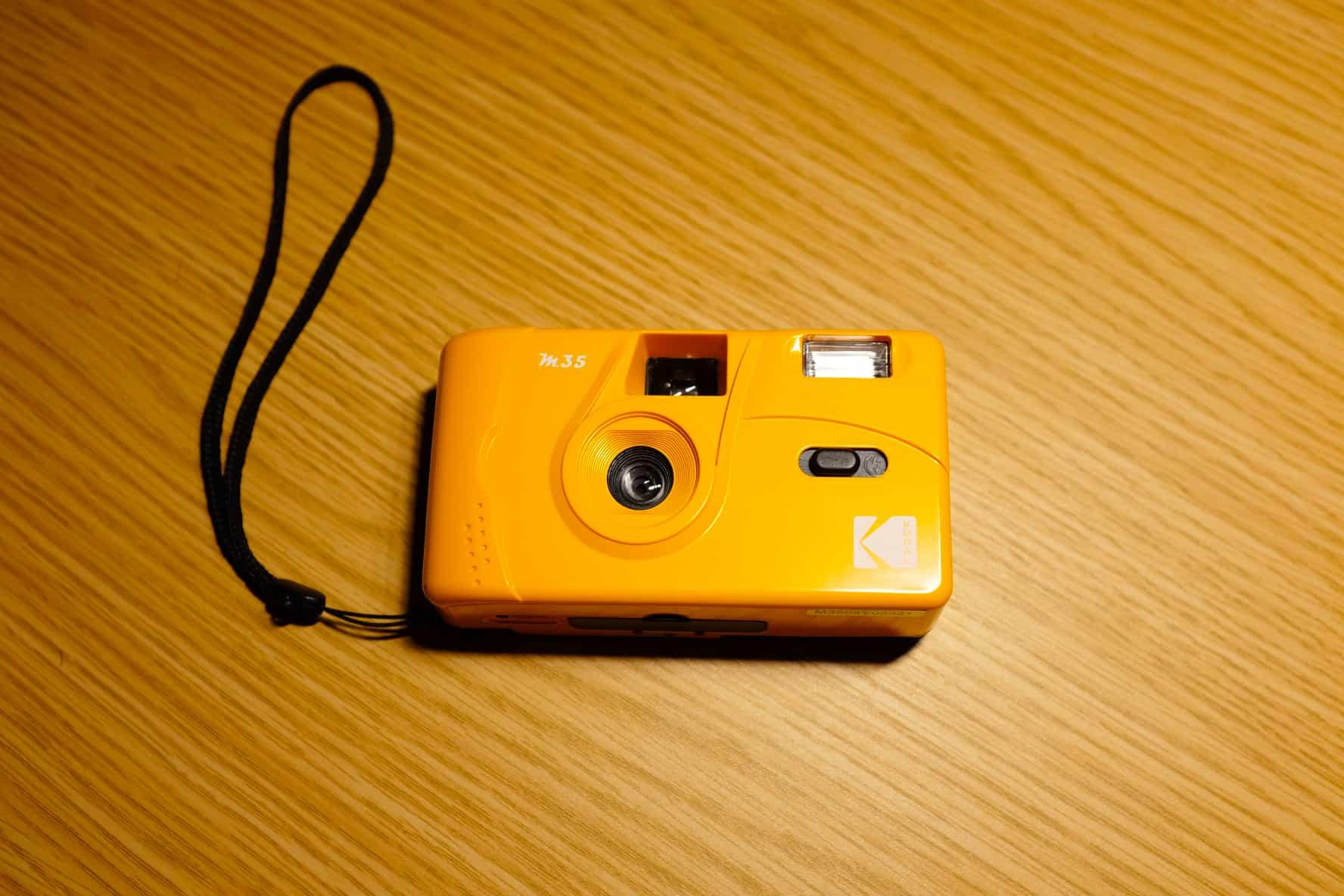 フィルムカメラKODAK M35
