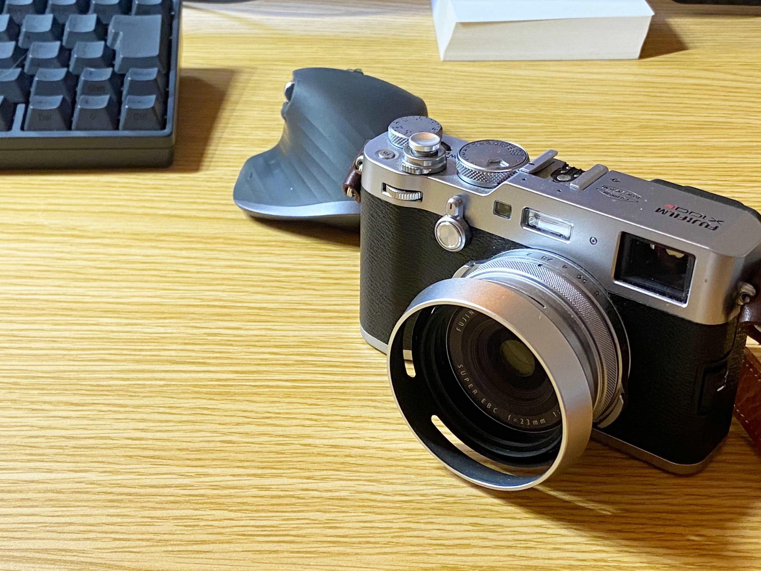 家電量販店のデモ機のカメラってすげーよく見えね?