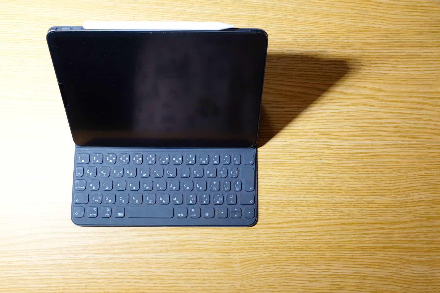 11インチ iPad Pro 2018 の出番がマジでない
