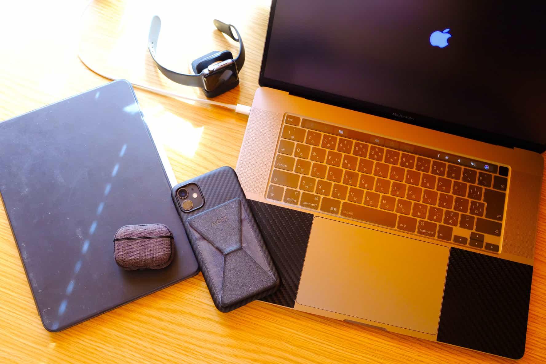 ECサイト、広告運営をこなすサラリーマンブロガーが毎日使うApple製品ベスト5!