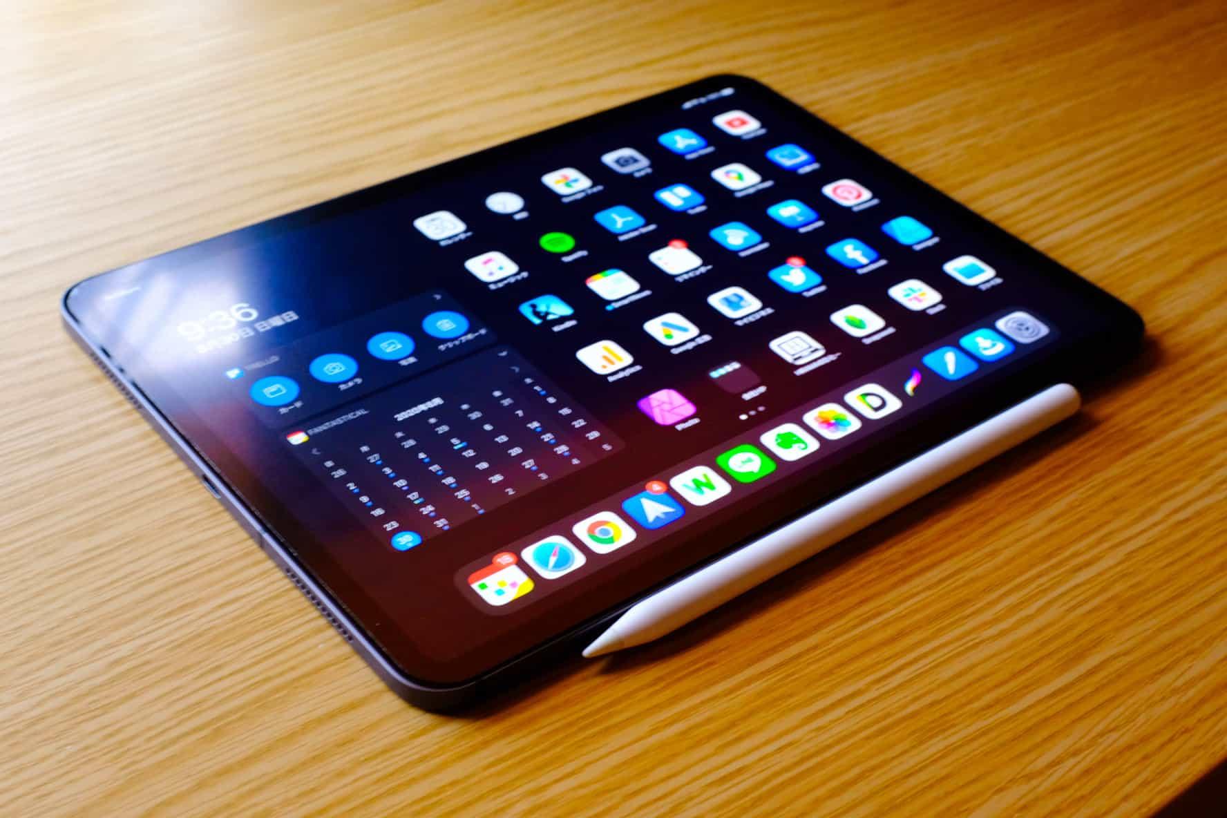 11インチ iPad Pro 2018