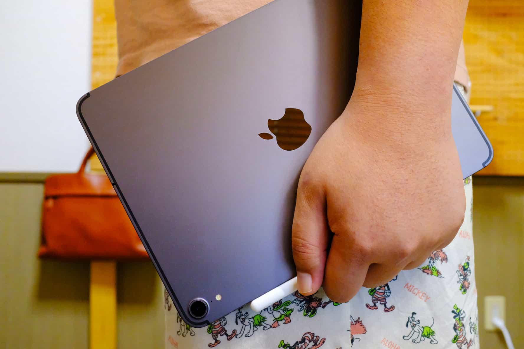 11インチ iPad Proを主に使う場所