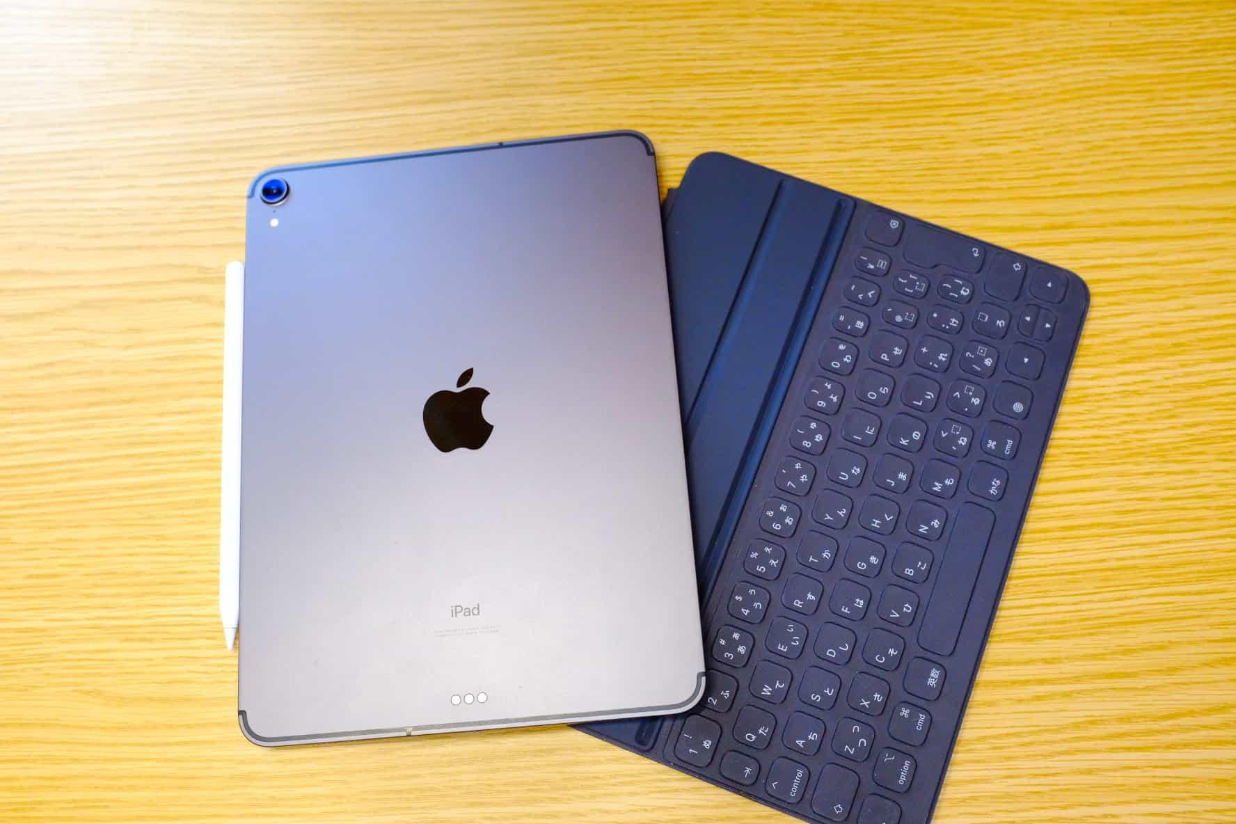 11インチ iPad Pro は自分が思っているより大好きな端末