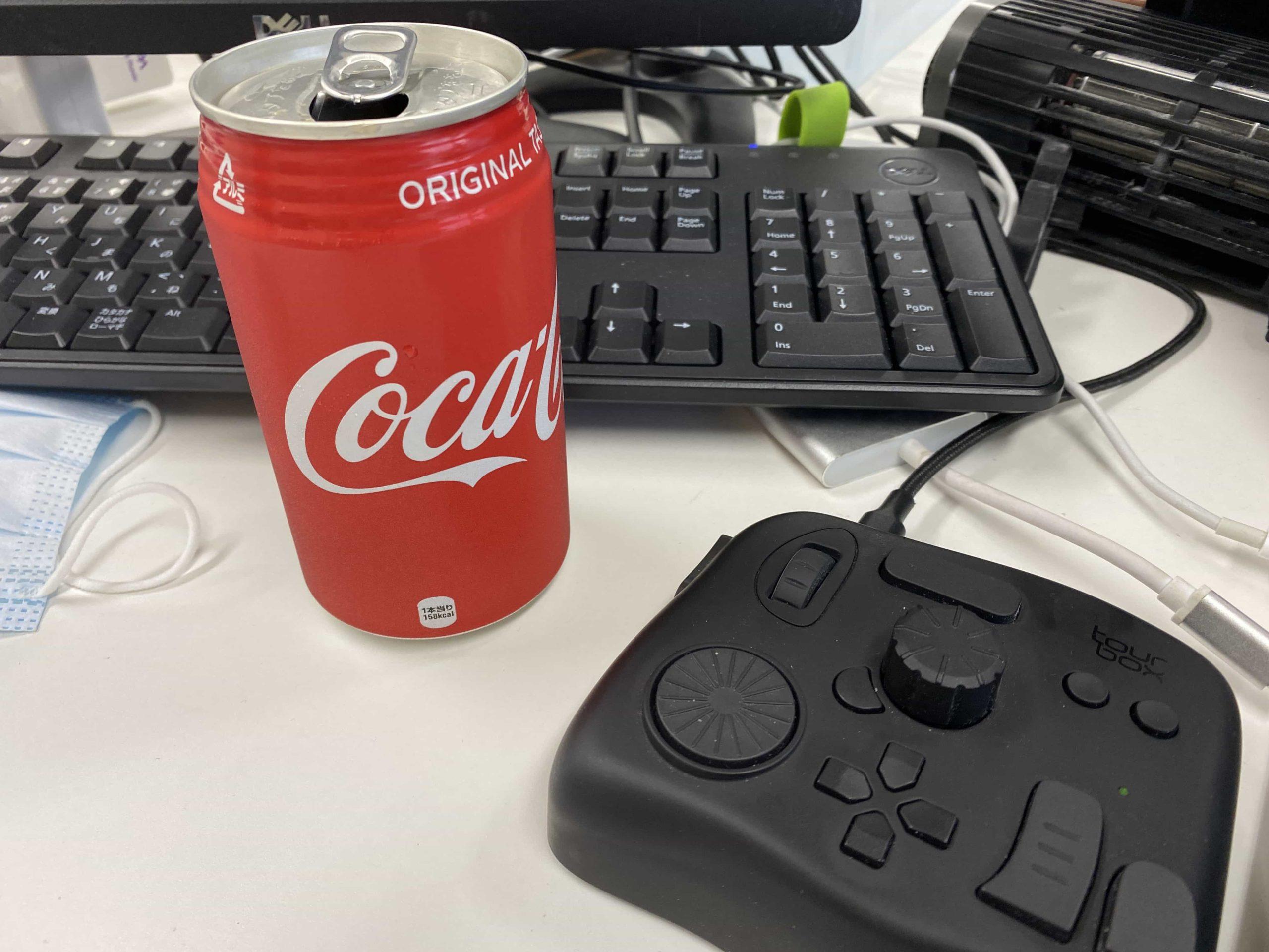 2.缶コーラ