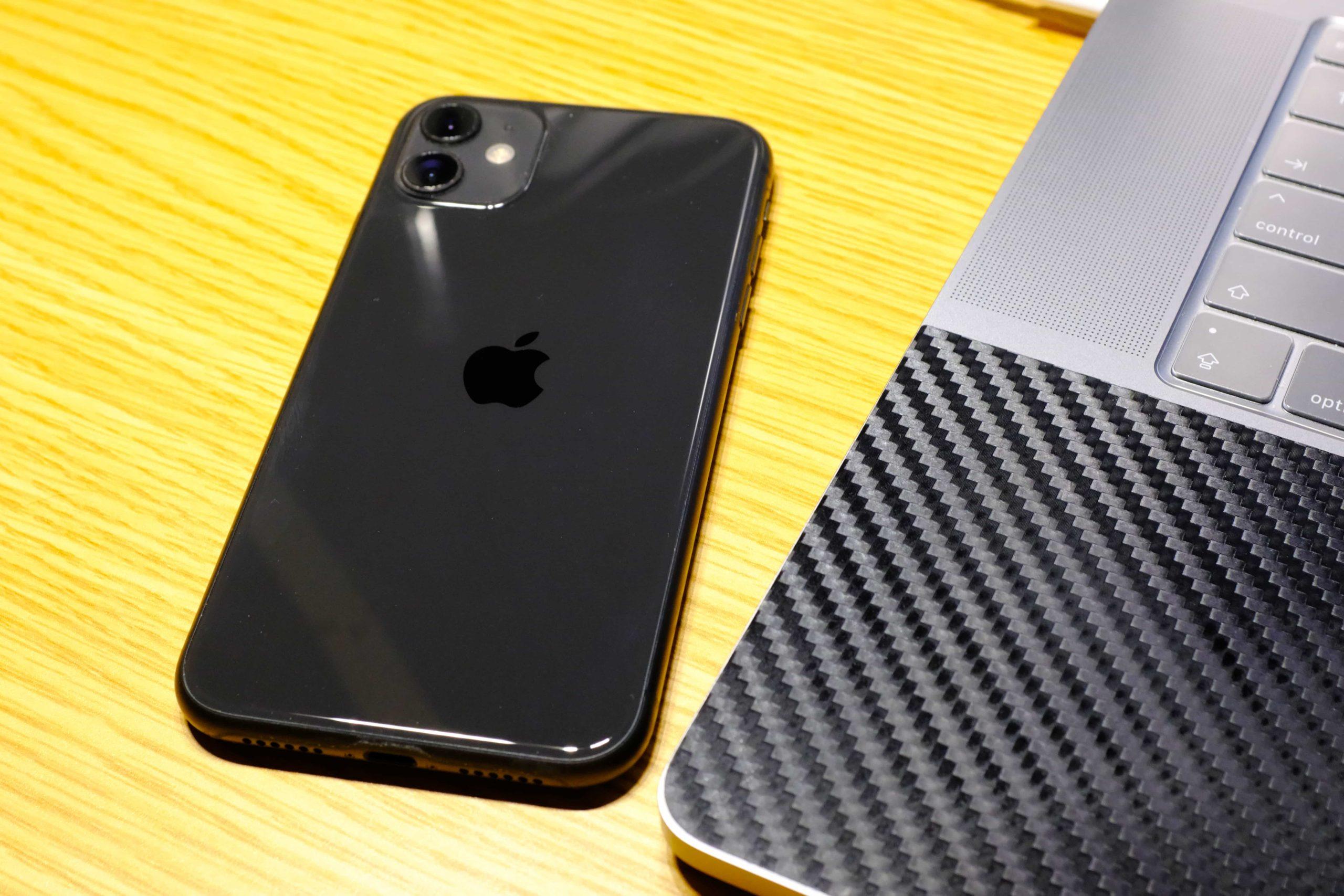 iPhoneが「背面タップ」で操作ができるぜ!ってケースを装着しても操作できるの?