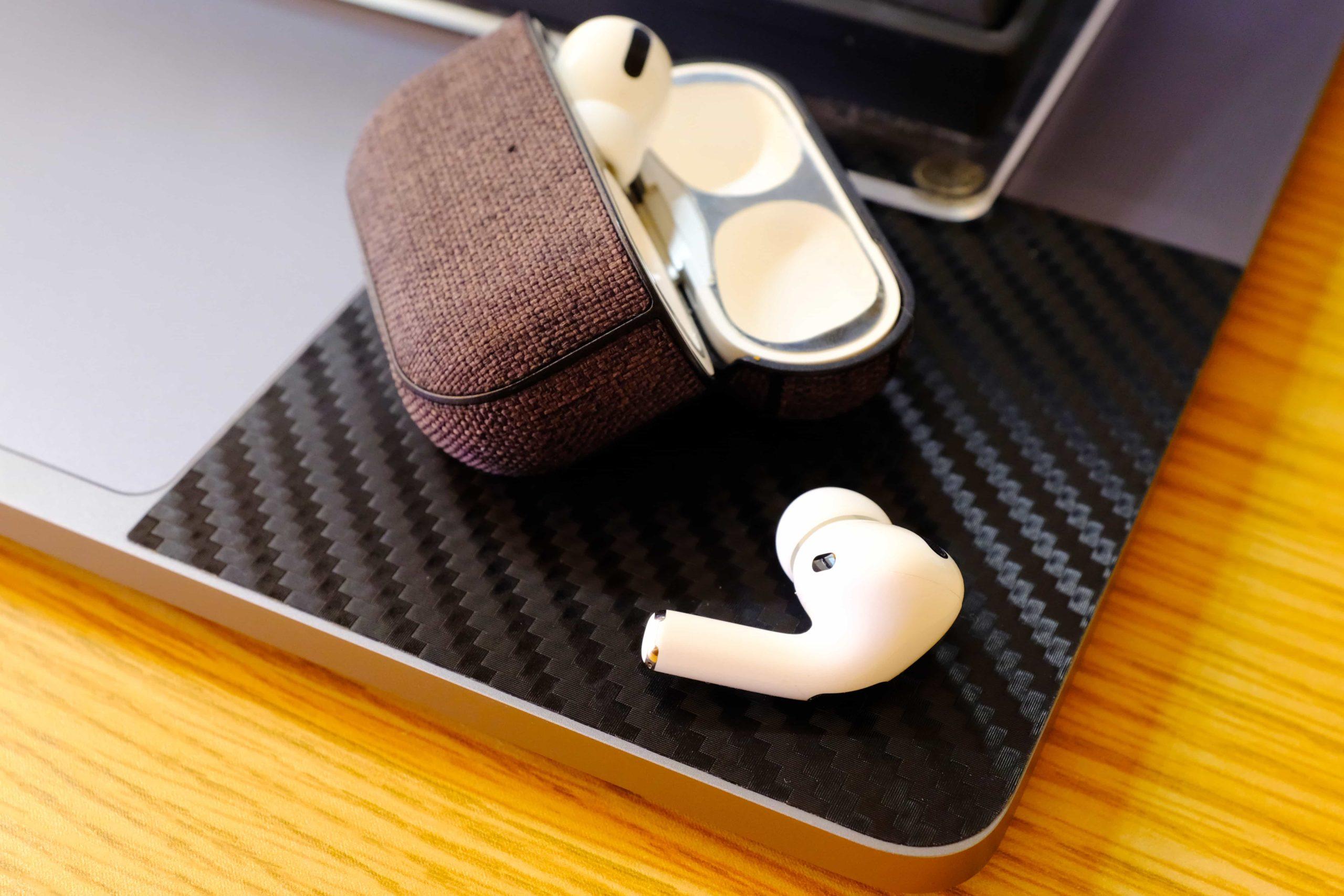 AirPods Proって「片耳ノイズキャンセリングが出来る」ことを今さら知りました