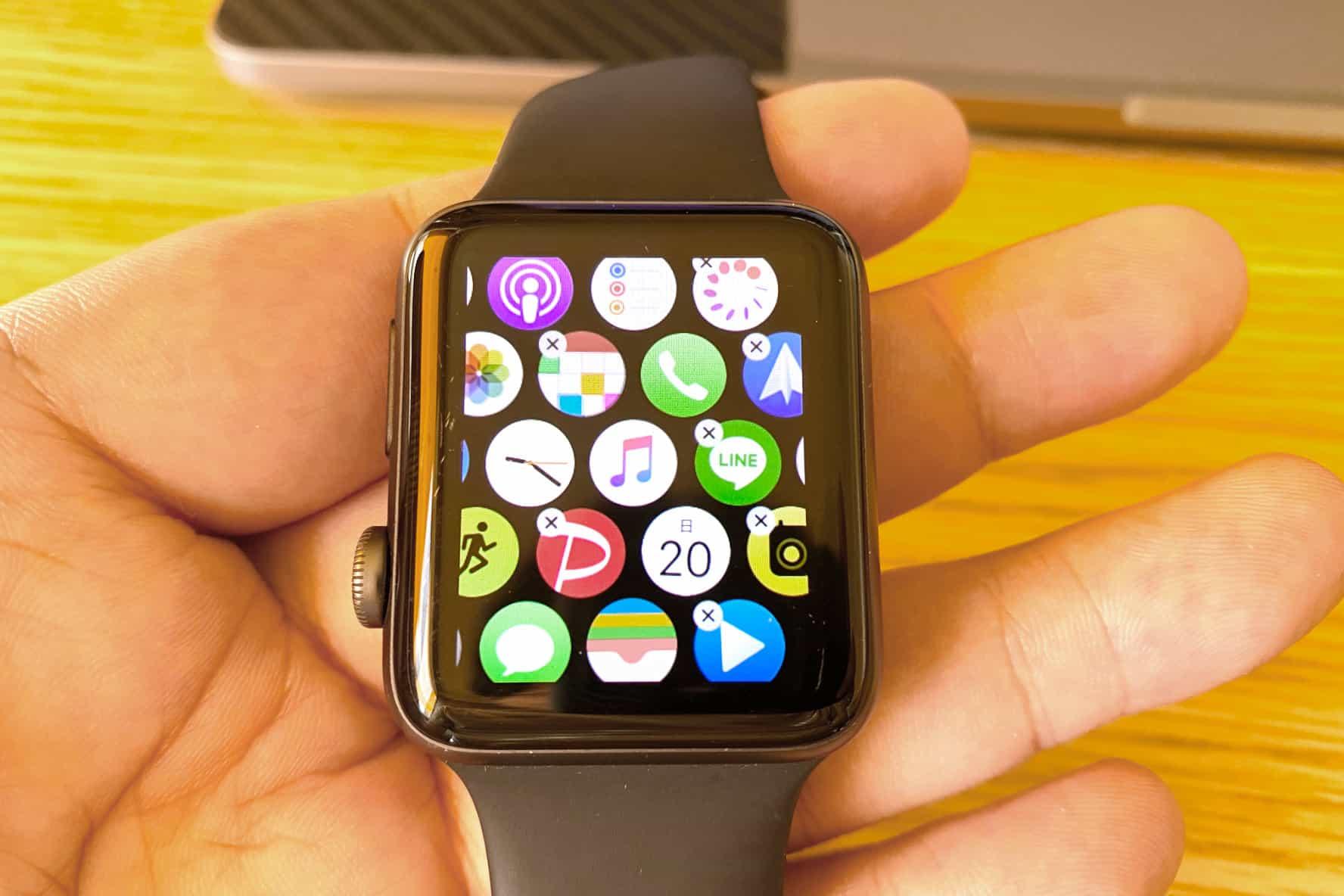 Apple Watch の文字盤ってどんなの使ってる?〜ぼくが使うのは2種類の文字盤〜