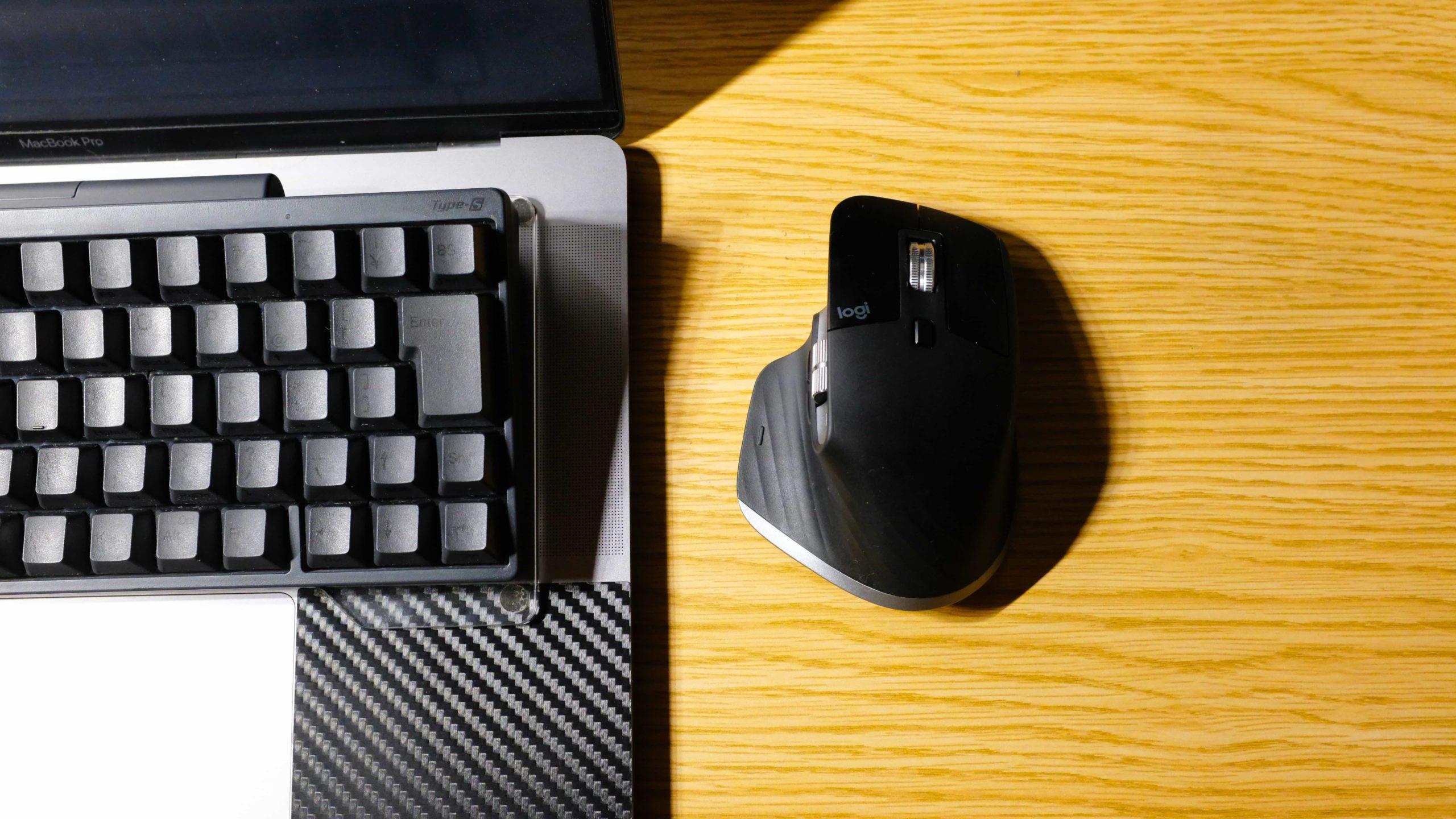 MX Master 3 for Mac でもやっぱりBluetoothは安定しないわ